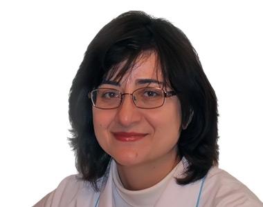 Герасимова Ирина Яковлевна