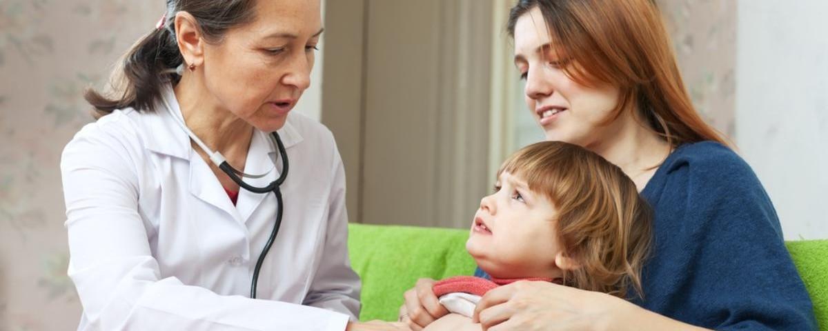 Аппендицит острый у ребенка