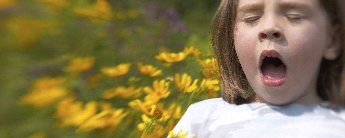 Что делать при аллергии у ребенка