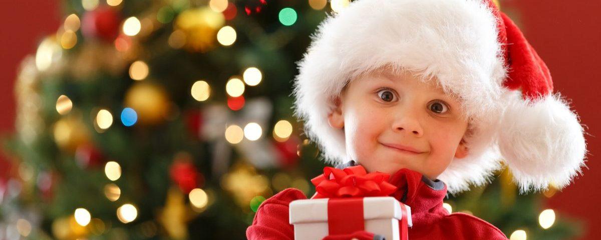 Что ребенок ждет от праздника Новый год?