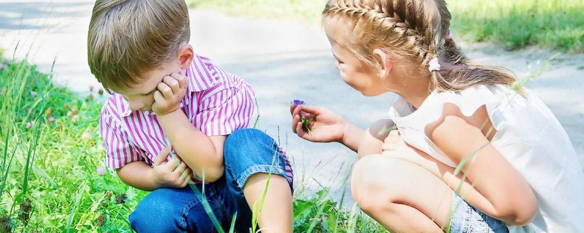 Как научить ребенка состраданию