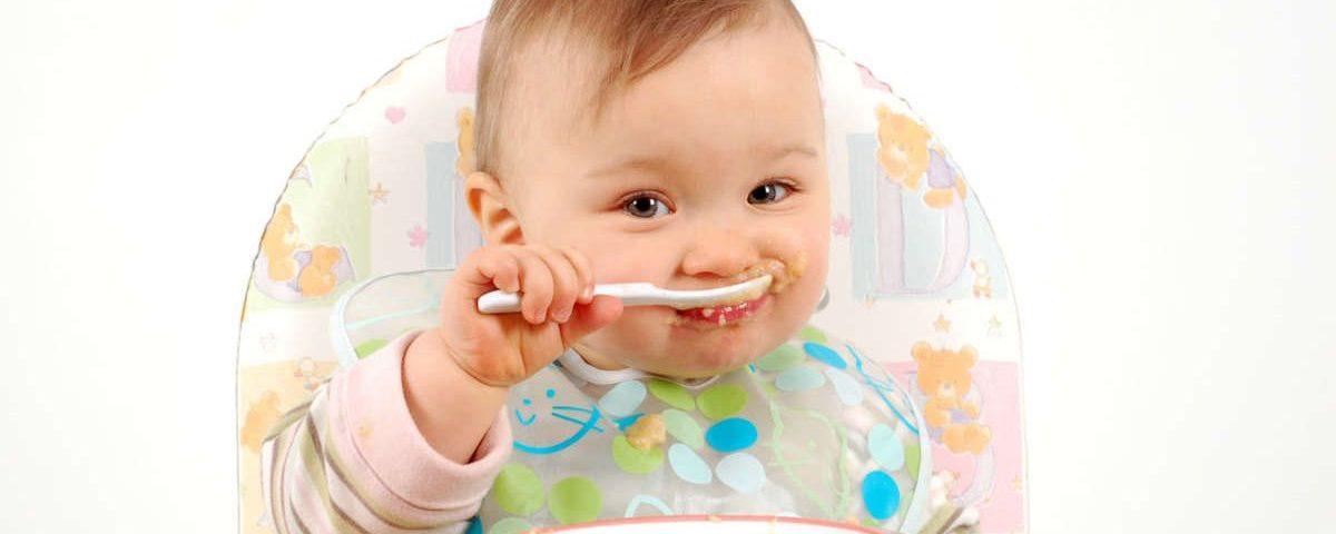 Как приучить грудного ребенка к каше?