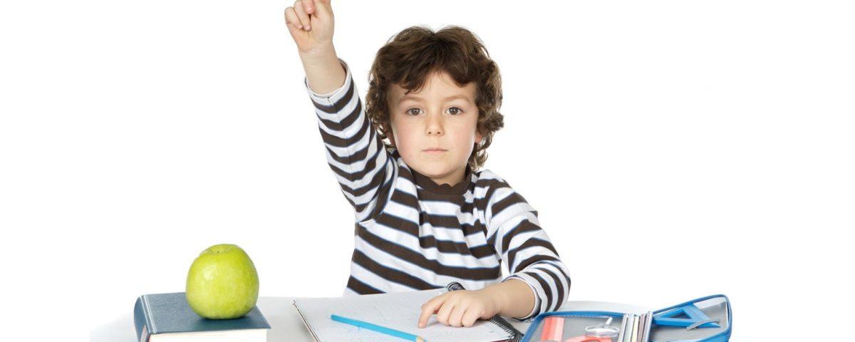 Моральная подготовка ребенка к началу школьного года