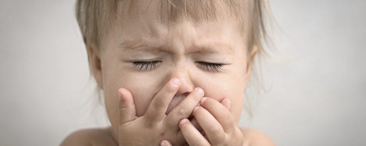 Острый герпетический стоматит у детей