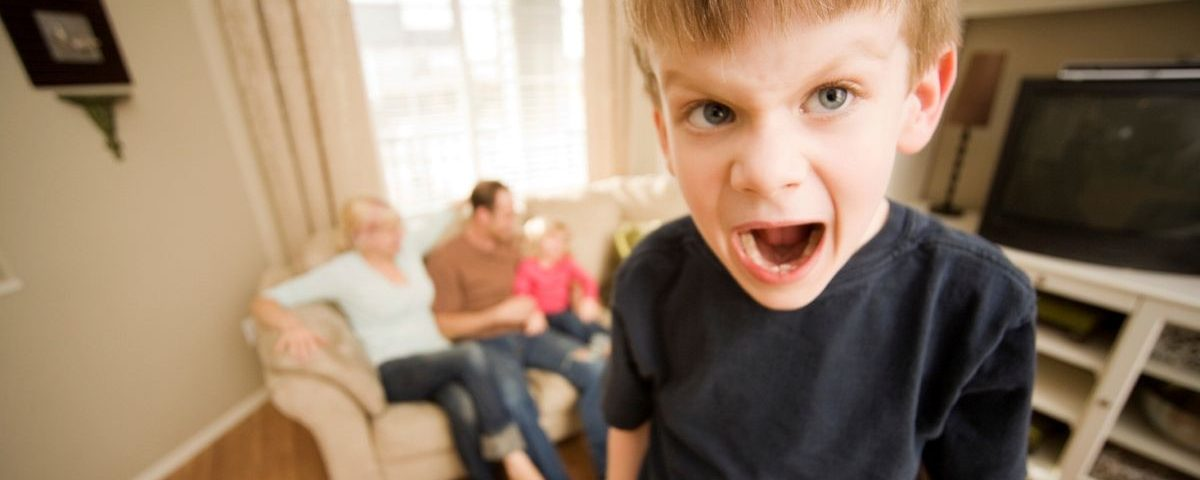 Патологическое упрямство у детей