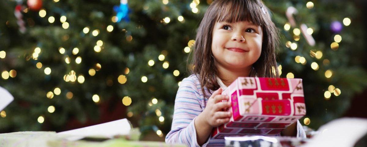 Подарки детям. Как выбирать и дарить