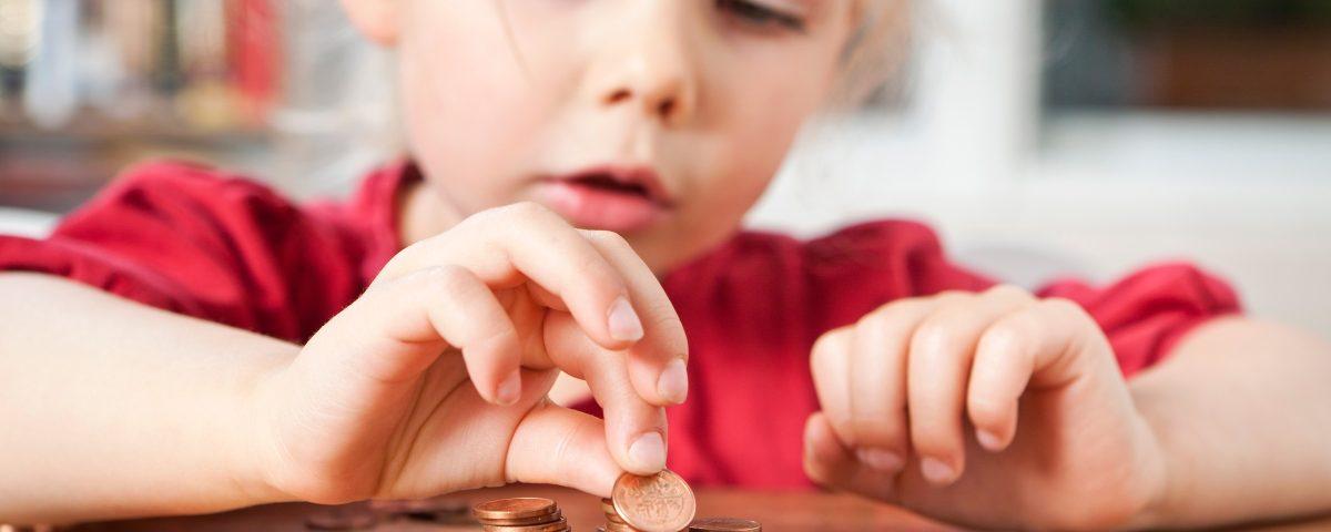 Причины детской жадности