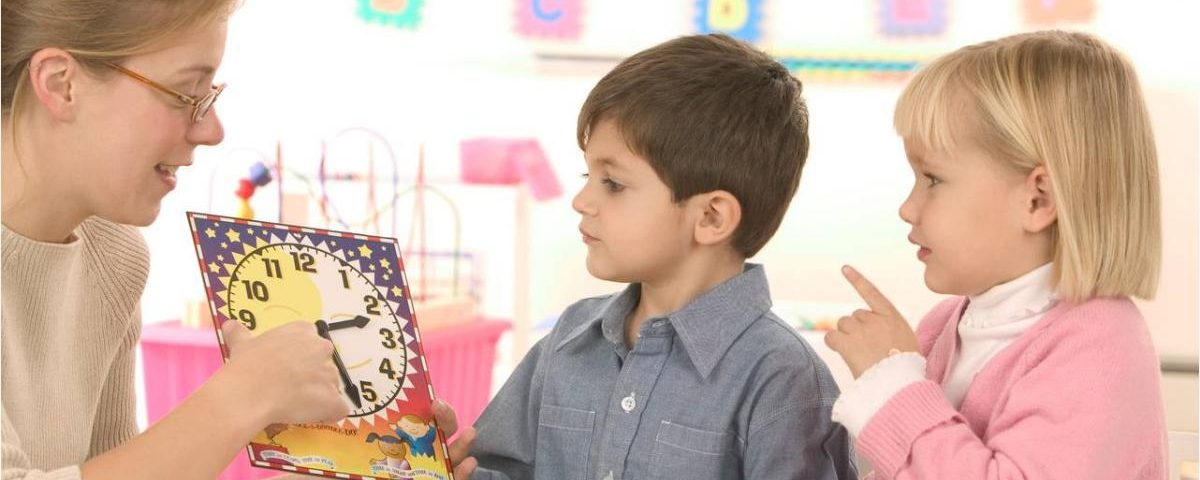 Развитие у детей чувства времени