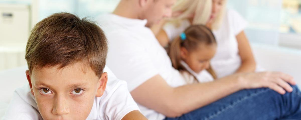 Ревность и зависть у детей