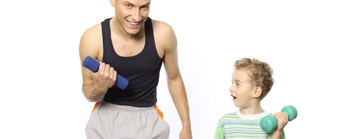 Родители — пример для подражания