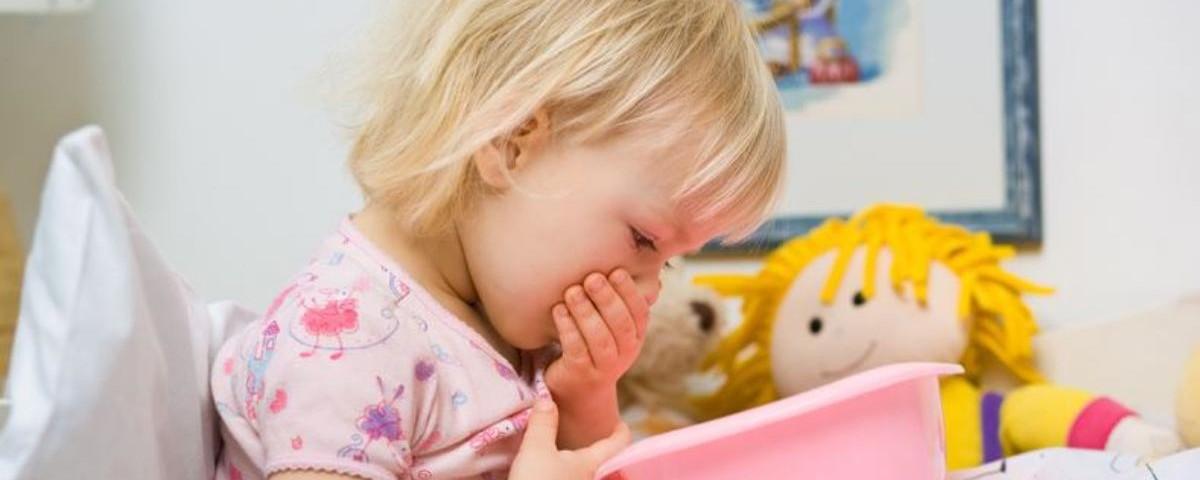 Рвота после еды у детей. Причины и когда надо обратиться к врачу