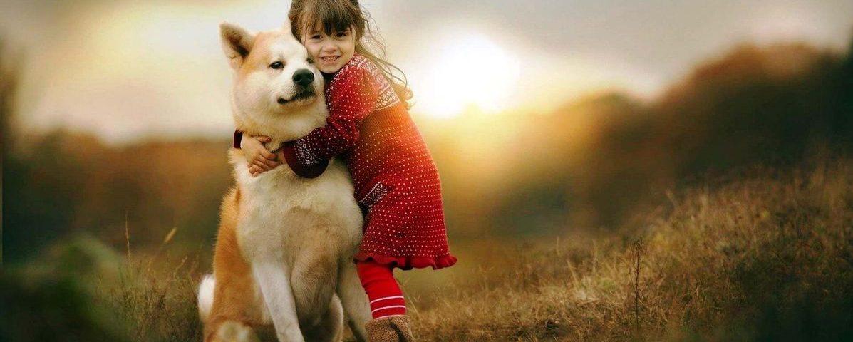 Собака — друг ребенка