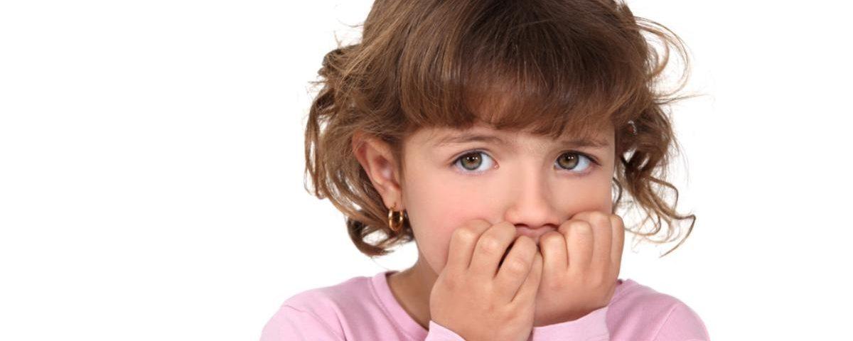 Страхи у детей. Возрастные и индивидуальные