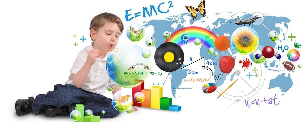 Умственное и интеллектуальное развитие ребенка