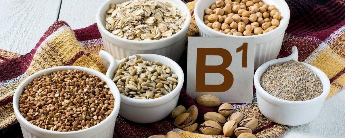 Витамин B1. Витамин энергии