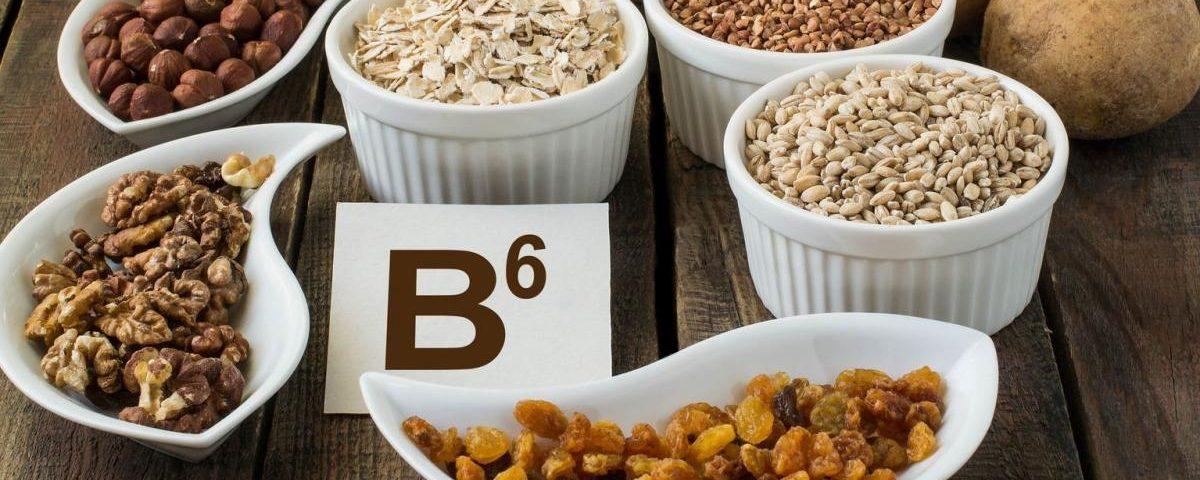 Витамин B6. Против усталости, стресса