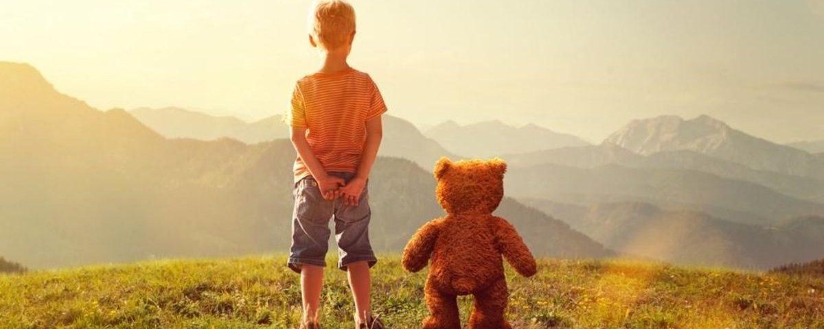 Выдуманный друг ребенка